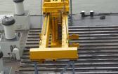 Gebrüder Weiss Handle Gantry Crane Bound for China