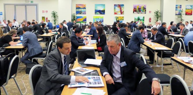 2014 Annual Summit in Rome