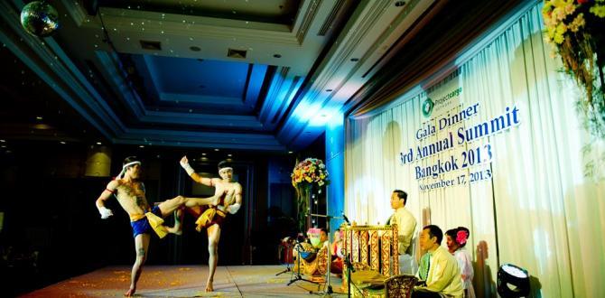 2013 Annual Summit in Bangkok