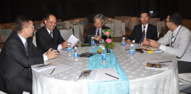 2012 Annual Summit in Chennai