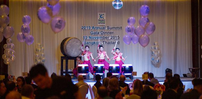 2015 Annual Summit in Bangkok