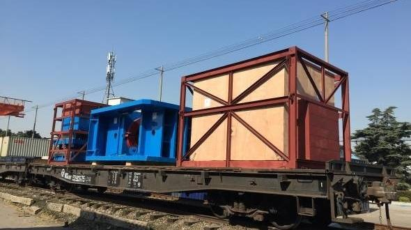 InterMax Logistics Solution with Heavy Rail Transport to Russia