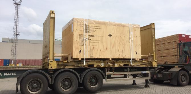 Intertransport GRUBER Handle 7 Lots of Project Cargo for the Oil, Gas & Petrochemical Industry