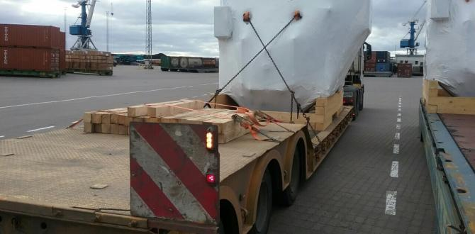 Urgent Shipment of Generators by Intertransport GRUBER & Gold Star Consulting