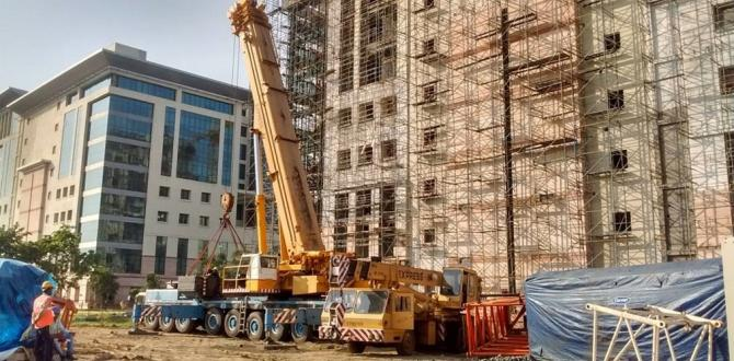 Express Global Logistics Successfully Accomplish Challenging Chiller Erection Project