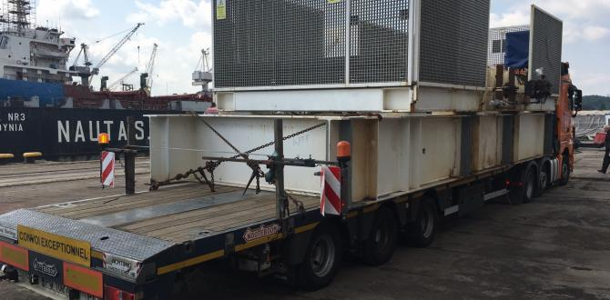 3p Logistics & Kentco Logistics Cooperate on Project Move from Poland to the UK