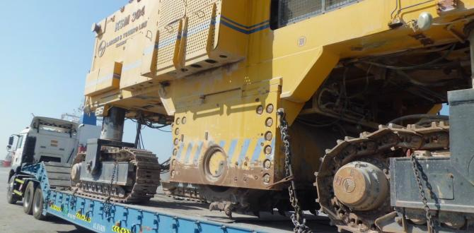 WSS Ship 3 Surface Miners from Oman and the UAE to Bahrain
