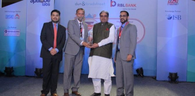 Express Global Logistics Honoured with Dun & Bradstreet & RBL Bank SME Business Excellence Award