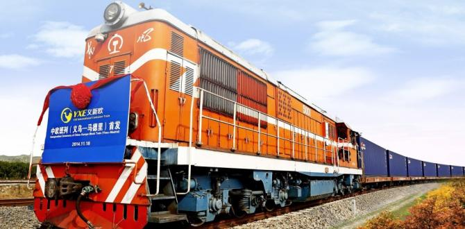 Brunel Project Cargo Offer New China Rail Service between Yiwu and London