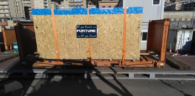 Fortune International Transport with Shipment of Turbine & Machinery to India