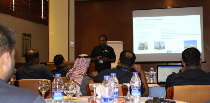 Photos from Paragon Saudi Services Annual Meeting