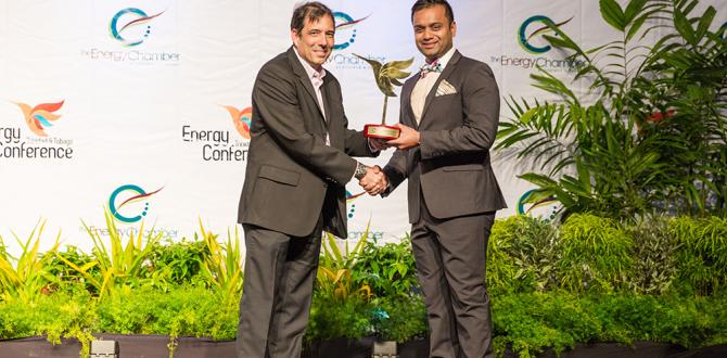 Ramps Logistics Awarded Exporter of the Year by the Trinidad & Tobago Energy Chamber