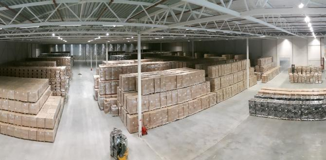 Nunner Logistics Open New Warehouse Facility in the Netherlands
