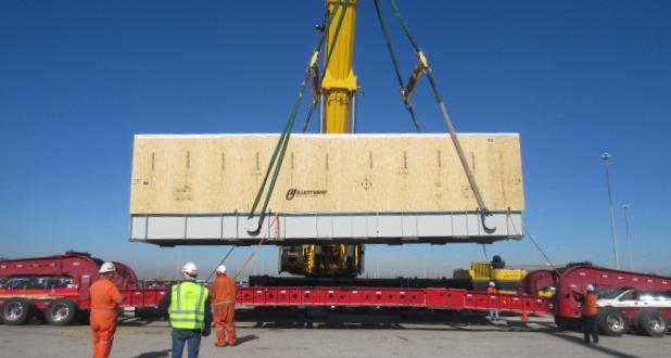 Breakbulk Transportation Inc. Specialise in the Large & Heavy and Complex & Difficult