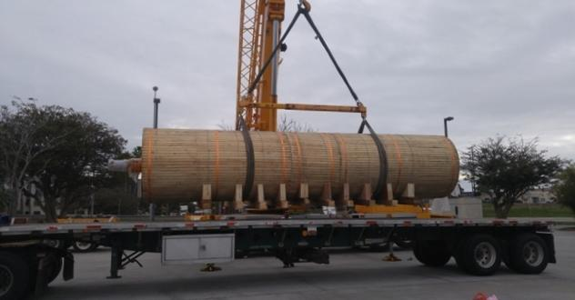 Canaan Shipping Smoothly Handle Urgent Transport of Important Cargo