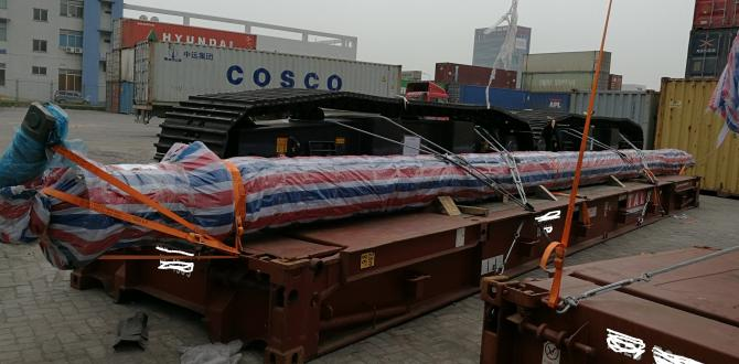 OLA Logistics Arrange Shipping of Oversized Rotary Drilling Cargo