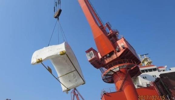 Centauro & Topline Handle Project Cargo for the Energy Industry