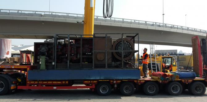 Livo Logistics Specialise in Handling Complex Multimodal Projects