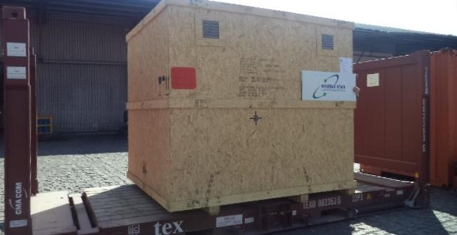 Successful Delivery from Nonpareil International & Double Star