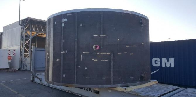 Nonpareil & TransOcean Deliver Kiln Shell for Manufacturing Company