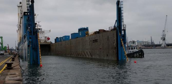 Europe Cargo with Submergible Vessel Project in Belgium