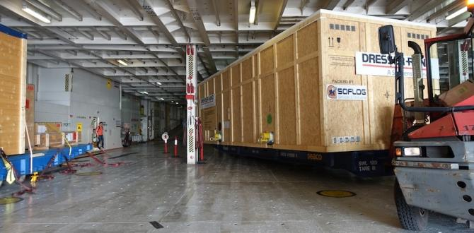 FCI Ship Compressors from France to Abu Dhabi