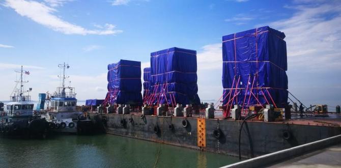 Megalift Malaysia Transports Oversized & Heavy Power Plant Cargo