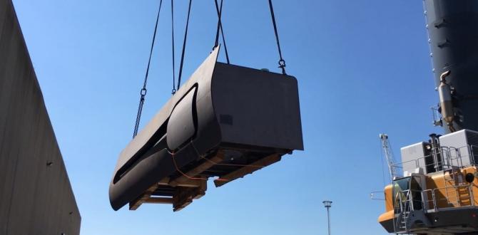 Livo Logistics Execute Multimodal Transport of Stabilizer Plants