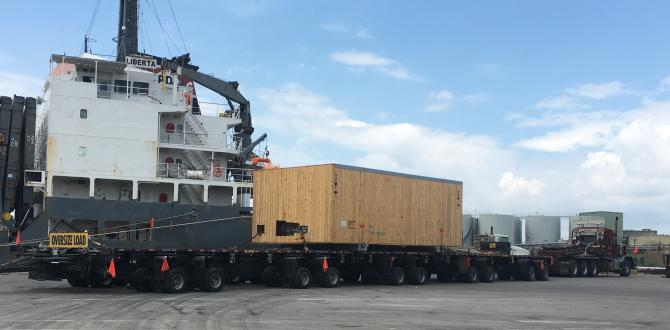 C.H. Robinson Project Logistics Joins Europe Cargo to Make Out-of-Gauge Delivery