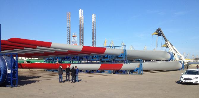 Glogos Deliver Wind Turbines to Ulyanovsk