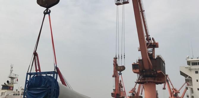 Glogos Deliver Wind Turbines to Ulyanovsk