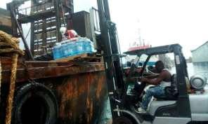 C Logistics Solutions Handle Aid Project in the Caribbean