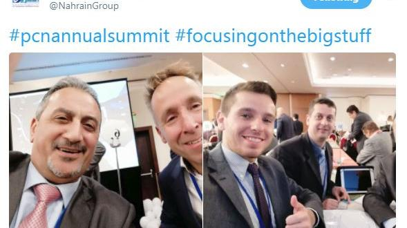 2017 Annual Summit Twitter Competition Entries!