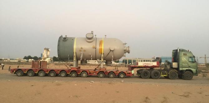 Masstrans Complete Project Movement in the UAE