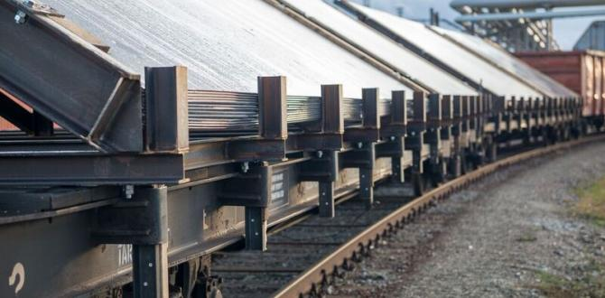 CF&S Transport Metal Sheets by Rail