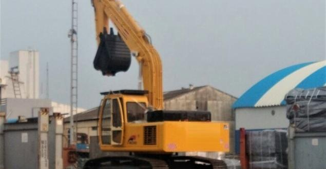 Procam Logistics Handle Excavators from India to Syria