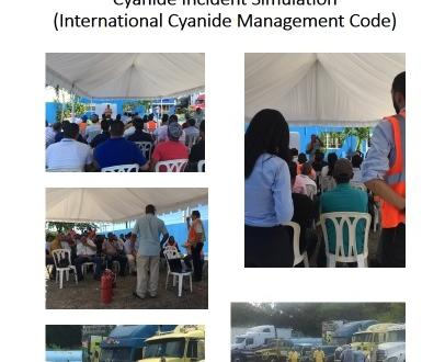 C Logistics Solutions Re-Certified for the Handling & Transport of Cyanide