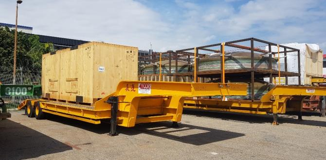 Fortune Italy Coordinate with C.H. Robinson & Cuchi Shipping on Machinery Shipment