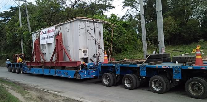 AAI + Peers Inc with Transformer Delivery in the Philippines