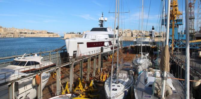 O&S Welcomes Super Servant 4 to Valletta for Successful Floating Operation