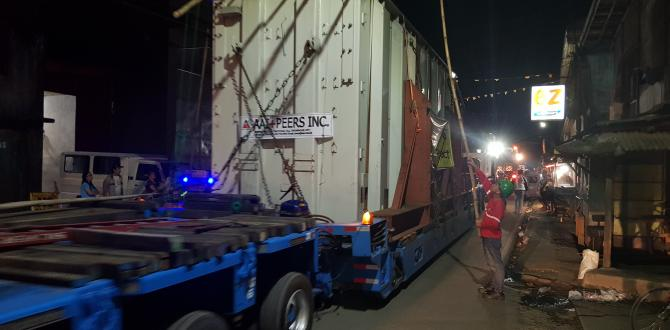 AAI + Peers Complete 2nd Part of Transformer Delivery Project