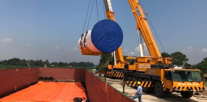 No Load is Too Heavy or Long for Royal Cargo Vietnam