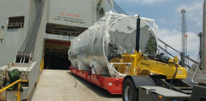 CTO do Brasil Handle RORO Shipment