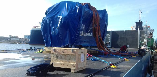 FCI Handle Shipment of 115tn MAN Motor