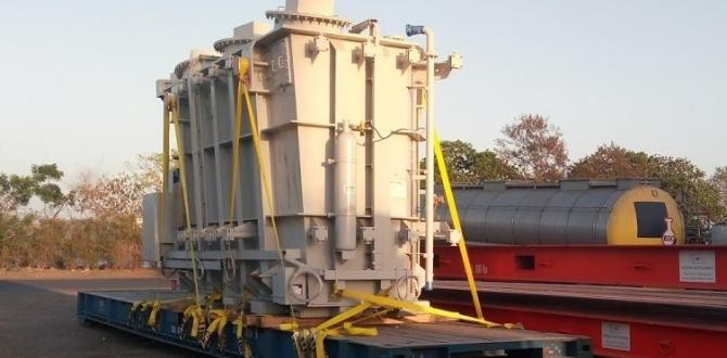 EXG Execute Heavy Lift Transport from India to Senegal
