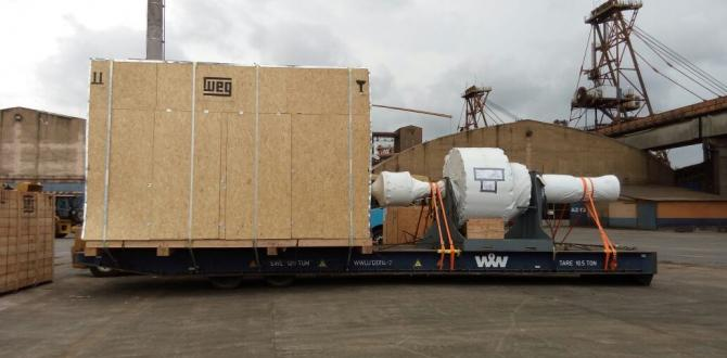 DC Logistics Brasil Ships Machinery to Hawaii