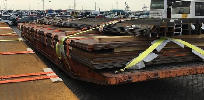 Europe Cargo Ship 1,100tn of Steel Plates to Hamad Port