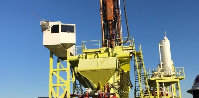 C.H. Robinson Successfully Deliver Drill Rig to the Czech Republic