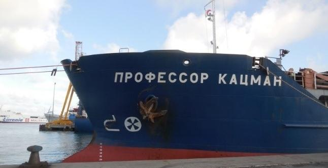 W.I.S. with Pipe Shipments from Italy to Russia