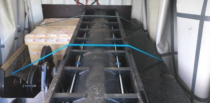 ScanMarine Estonia Arrange Transport of Drilling Machine